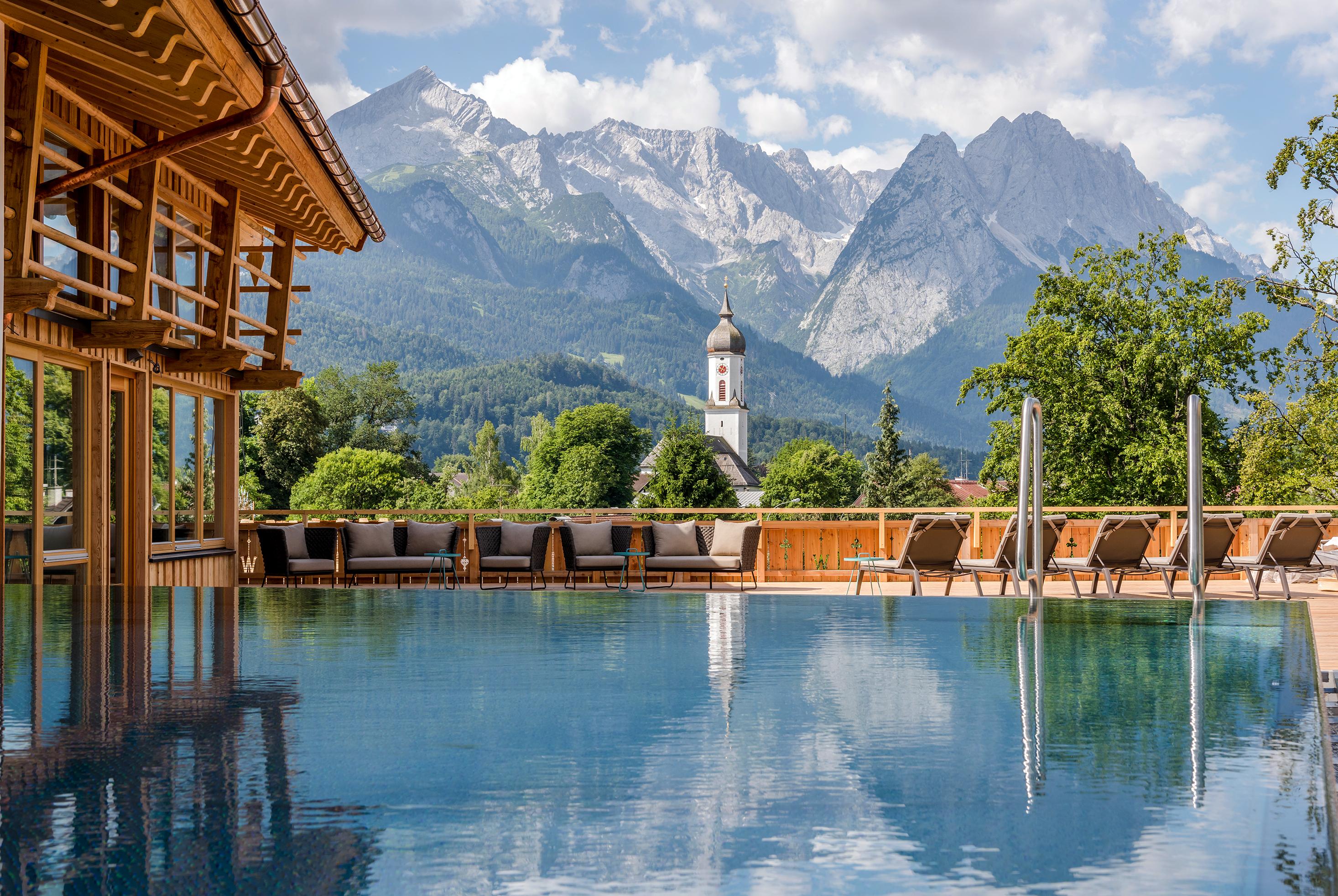 Hotel Garmisch Boutique Und Naturhotel Werdenfelserei