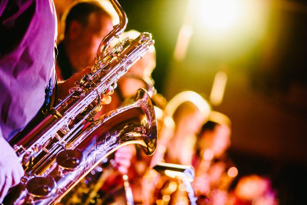 Jazz auf der Bachterrasse