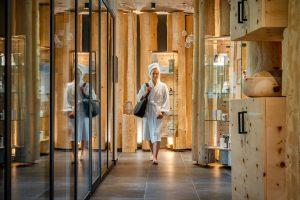 Beautybereich im Wellnesshotel Garmisch