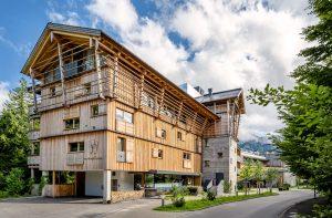 Holzhotel Garmisch