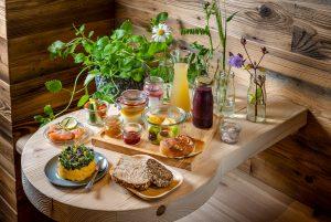 Bauernfrühstück in Bayern